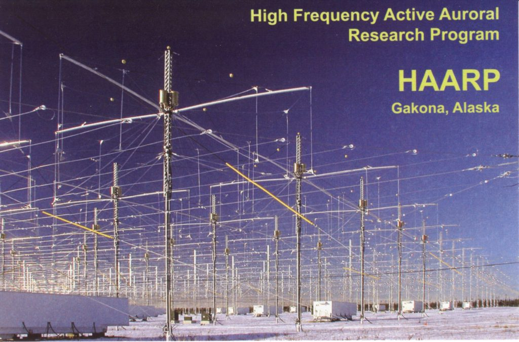 HAARP QSL Card